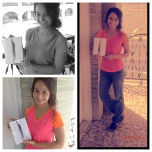 Facebook Sweepstakes Winner, Belen