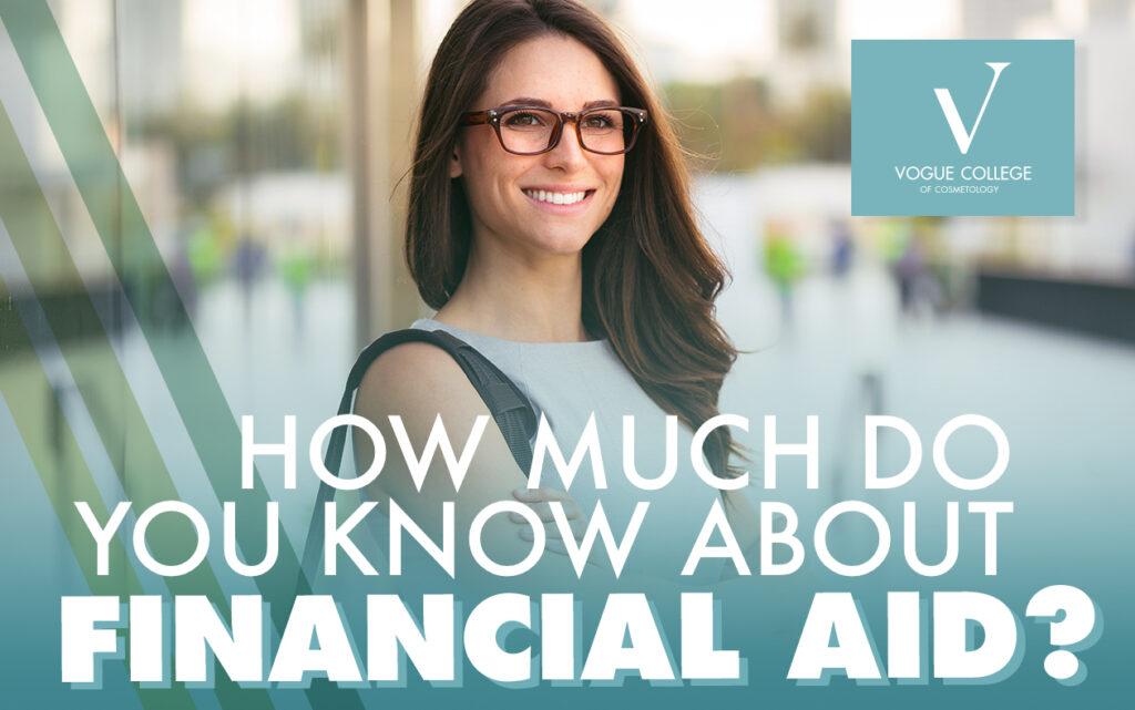 Financial aid header
