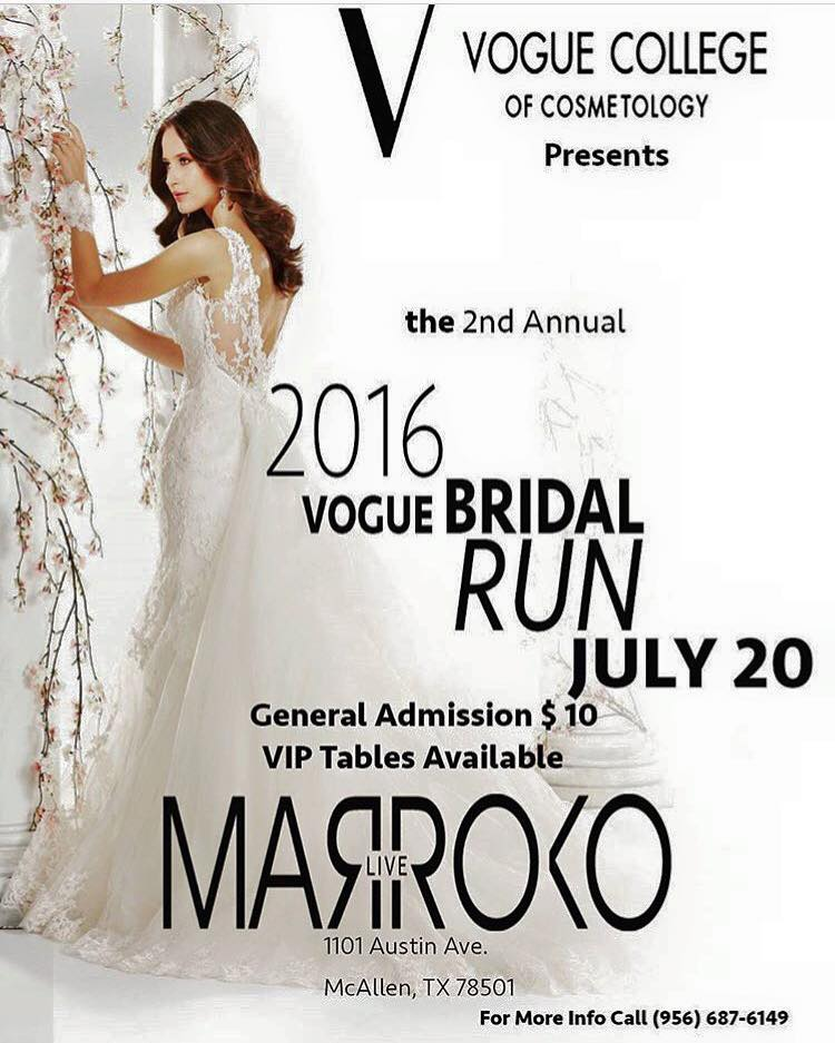 Vogue Bridal Run
